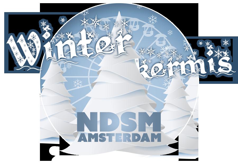 Logo Winterkermis NDSM Amsterdam